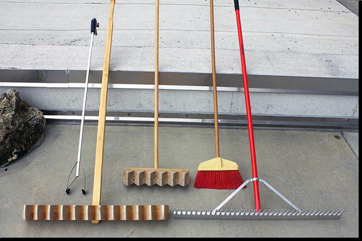 Pulling the Rake – A Practical Guide to Raking Karesansui Garden