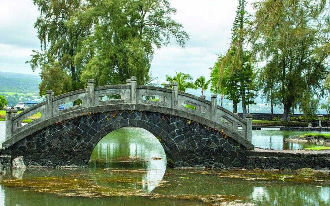 Liliʻuokalani Gardens