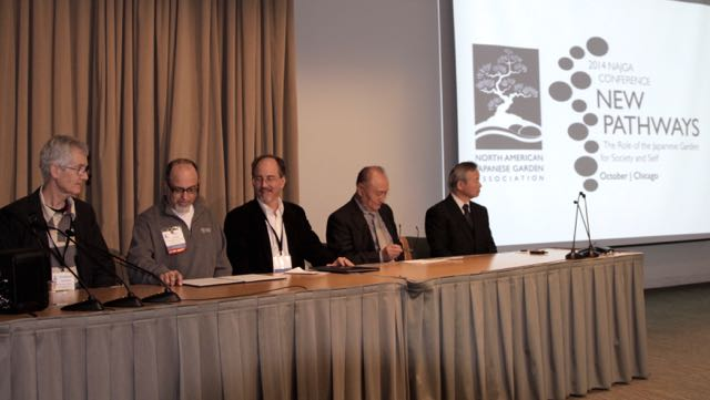 Reflections on the 2014 NAJGA Conference – by GRAHAM HARDMAN, Japanese Garden Society