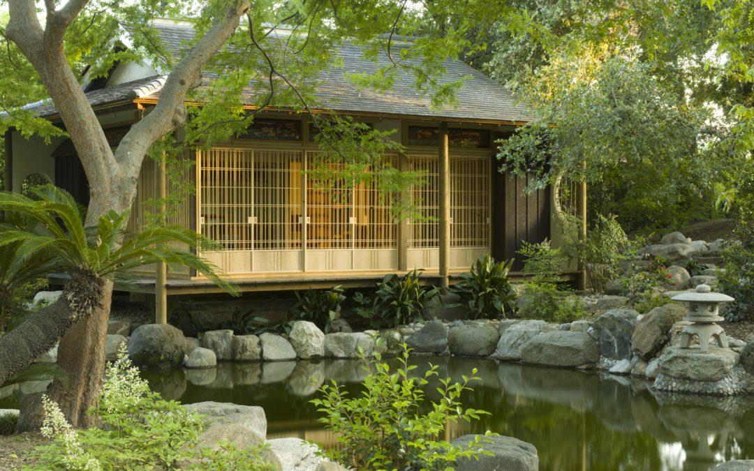 North American Japanese Garden Association  & Descanso Gardens Host Southern California  Symposium and Garden Tour