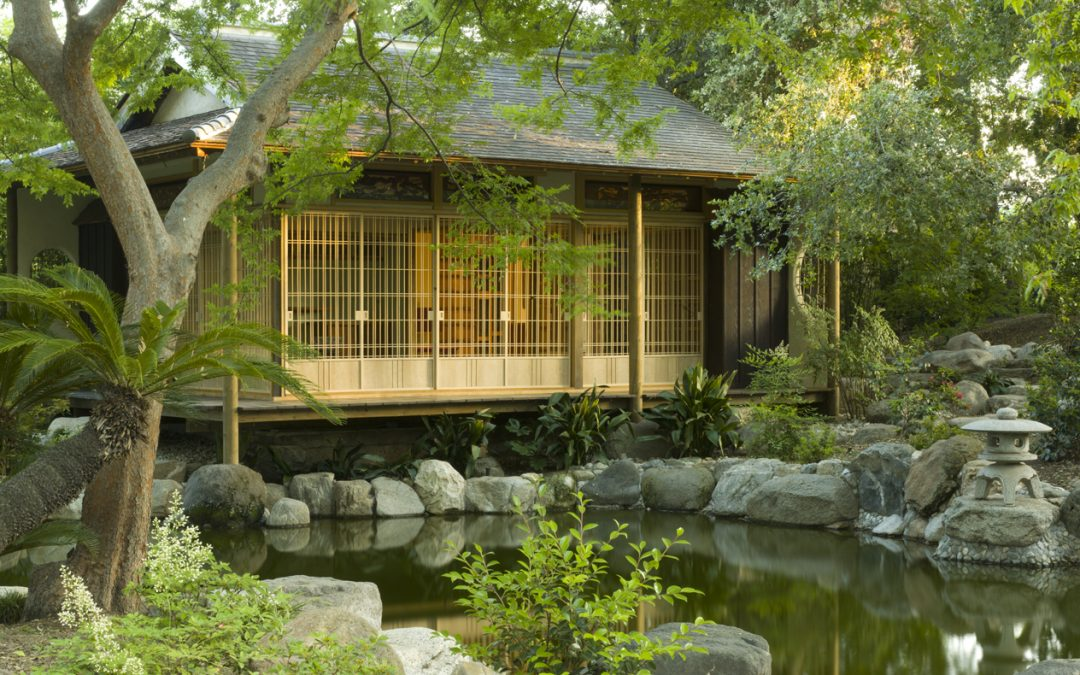 North American Japanese Garden Association  & Descanso Gardens Host Southern California  Symposium and Garden Tour