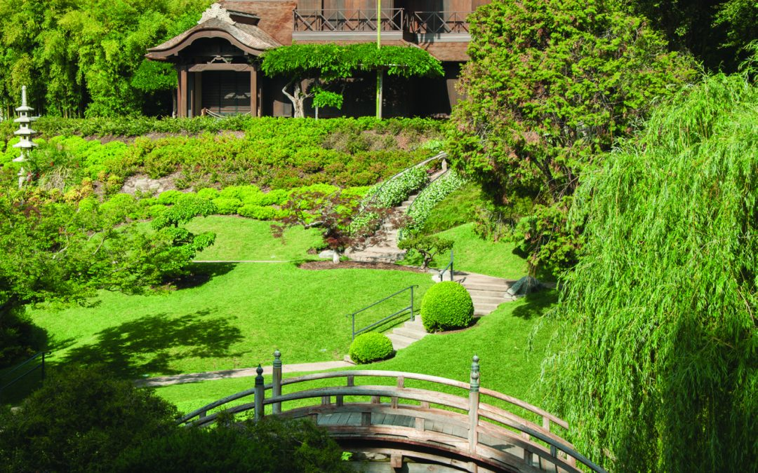 REVIEW:  100 Years in the Huntington's Japanese Garden: Harmony With Nature
