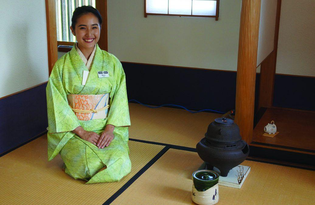 Volunteerism at Nikka Yuko Japanese Garden