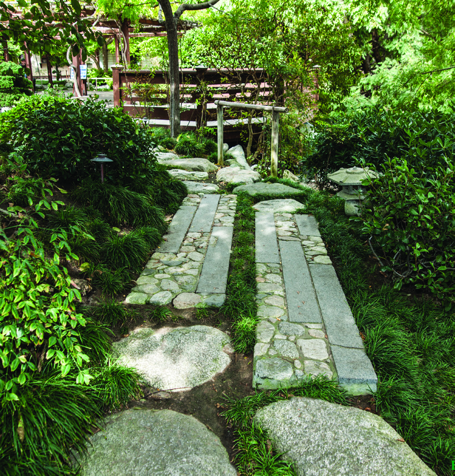 Garden of Unity and Meaningful Visitor Engagement at the Japanese Friendship Garden, San Diego